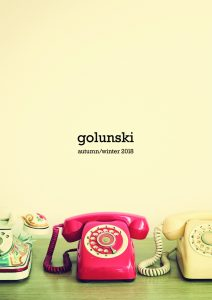 Golunski Brochure cover