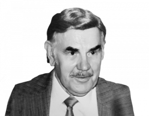 M Golunski, founder of Golunski Leather